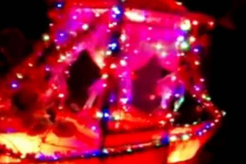 采莲船视频